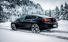 Обои автомобили Opel Insignia Grand Sport 4x4 - 2017