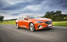 Обои автомобили Opel Insignia GSi - 2017