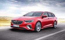 Обои автомобили Opel Insignia Sports Tourer GSi - 2017