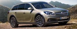 Opel Insignia Country Tourer - 2013