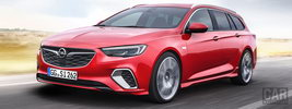 Opel Insignia Sports Tourer GSi - 2017