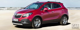 Opel Mokka Turbo 4x4 - 2012