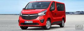 Opel Vivaro Combi - 2014
