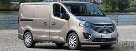 Opel Vivaro Van - 2014
