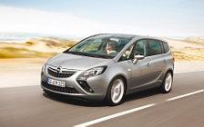 Обои автомобили Opel Zafira Tourer - 2011