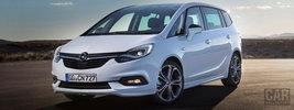 Opel Zafira - 2016
