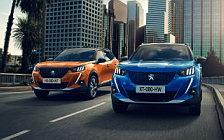 Обои автомобили Peugeot 2008 GT - 2019
