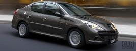 Peugeot 207 Passion Brazil - 2009