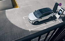 Обои автомобили Peugeot 3008 HYBRID4 - 2020