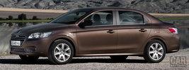 Peugeot 301 - 2012