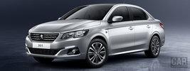 Peugeot 301 - 2016