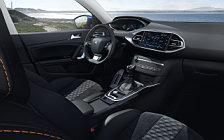 Обои автомобили Peugeot 308 Road Trip - 2020
