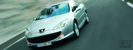 Peugeot 407 Coupe - 2005