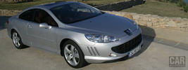 Peugeot 407 Coupe - 2007