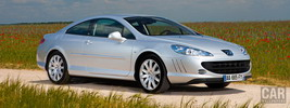 Peugeot 407 Coupe - 2009