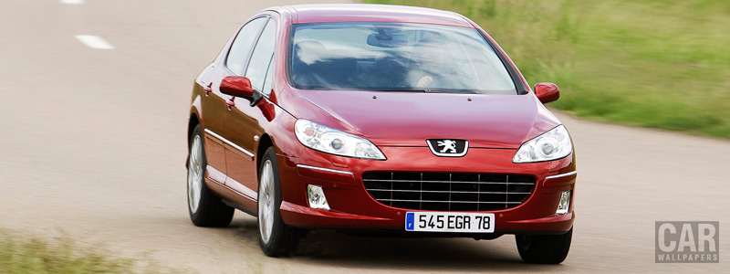 Cars wallpapers - Peugeot 407 - Car wallpapers