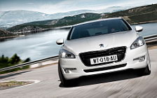 Cars wallpapers Peugeot 508 - 2010