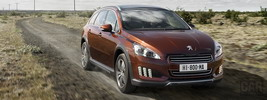 Peugeot 508 RXH Limited Edition - 2011