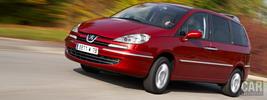 Peugeot 807 - 2008