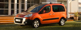Peugeot Partner Tepee - 2008