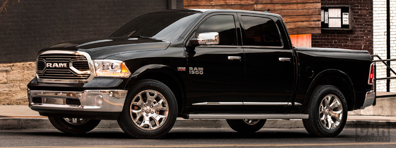 Обои автомобили Ram 1500 Laramie Limited Crew Cab - 2015 - Car wallpapers