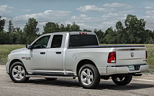 Cars wallpapers Ram 1500 EcoDiesel HFE Quad Cab - 2016