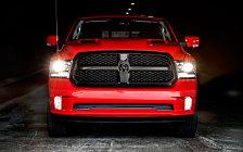 Обои автомобили Ram 1500 Sport Night Quad Cab - 2016