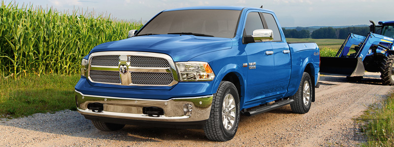 Обои автомобили Ram 1500 Harvest Edition Quad Cab - 2017 - Car wallpapers
