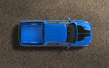 Обои автомобили Ram 1500 Hydro Blue Sport Crew Cab - 2017