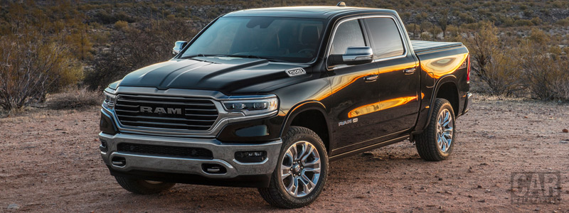 Обои автомобили Ram 1500 Laramie Longhorn Crew Cab Off Road Package - 2018 - Car wallpapers