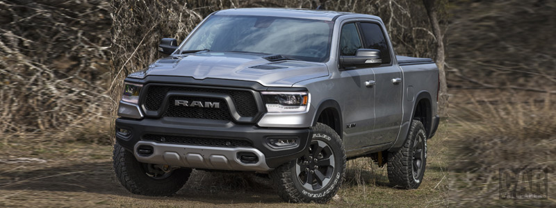 Обои автомобили Ram 1500 Rebel Crew Cab - 2018 - Car wallpapers