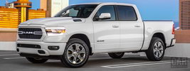 Ram 1500 Big Horn Crew Cab Sport Appearance Package - 2018