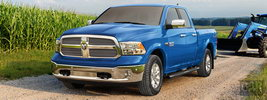 Ram 1500 Harvest Edition Quad Cab - 2017