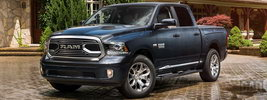 Ram 1500 Limited Tungsten Edition Crew Cab - 2017