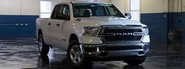 Ram 1500 Tradesman Crew Cab Chrome Appearance Package - 2018