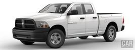 Ram 1500 Tradesman Quad Cab - 2012