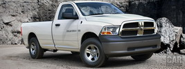 Ram 1500 Tradesman Regular Cab - 2012