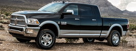 Ram 2500 Heavy Duty Laramie Mega Cab - 2013