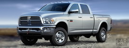 Ram 2500 Power Wagon Laramie - 2012