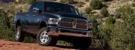 Ram 2500 Power Wagon Laramie Crew Cab - 2014