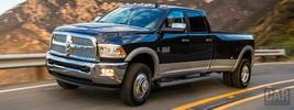 Ram 3500 Heavy Duty Laramie Crew Cab - 2014