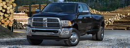 Ram 3500 Heavy Duty Laramie High Output Cummins Turbo Diesel Crew Cab - 2012