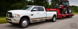 Ram 3500 Laramie Longhorn Max Tow Crew Cab - 2012