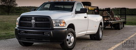 Ram 3500 Tradesman Regular Cab - 2013