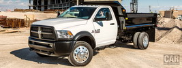 Ram 5500 Chassis Cab - 2013
