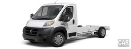 Ram ProMaster 3500 Chassis Cab Cutaway - 2014