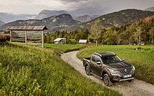 Обои автомобили Renault Alaskan - 2017