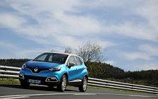 Обои автомобили Renault Captur - 2013