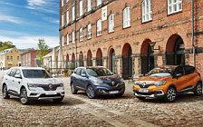 Обои автомобили Renault Captur Initiale Paris - 2017