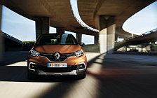 Обои автомобили Renault Captur - 2017